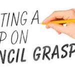 A Grasp on Pencil Grasps